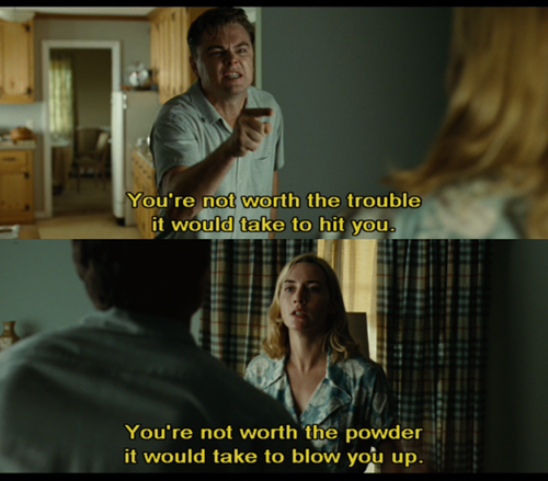 Revolutionary Road (2008) the both of them are so ...