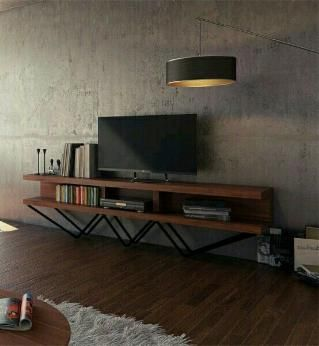 mueble tv comedor salon. de segunda mano en Madrid - wallapop ...