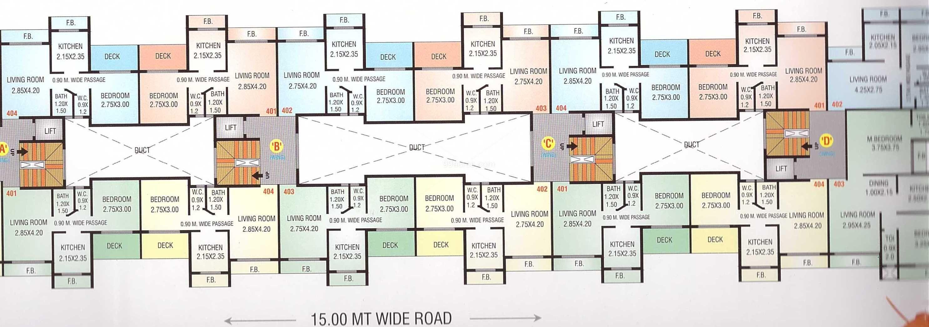 Apartment Complex Floor Plans Laxmi Group Plan Taloja Petadunia Info Floor Plans Apartment Complexes How To Plan