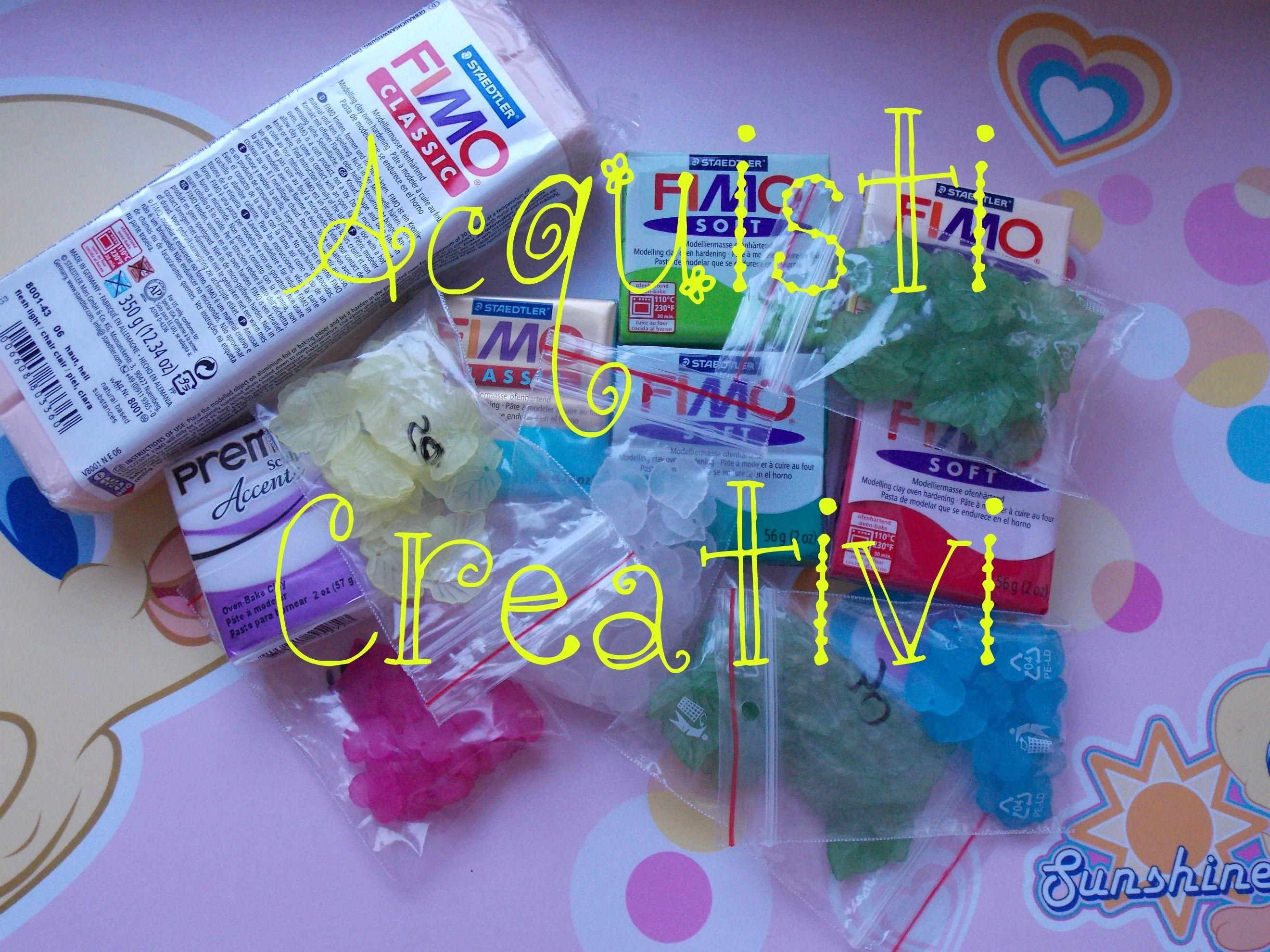 ✿ Acquisti Creativi Ultimo Periodo ✿
