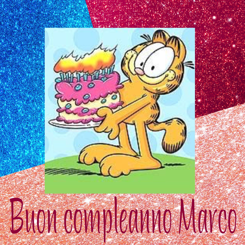 Buon Compleanno Marco Compleanni Onomastici E Anniversari Disney