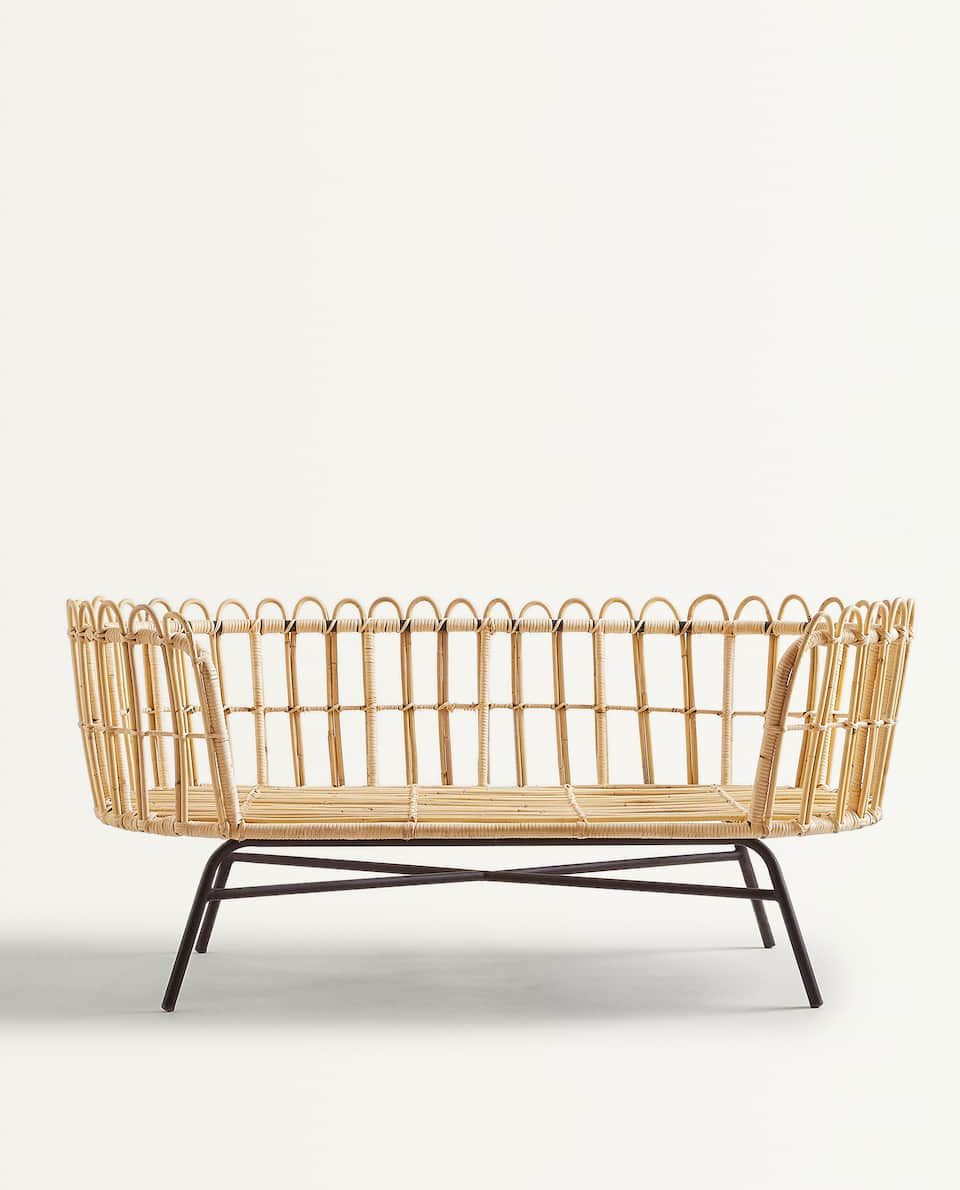 KIDS RATTAN COUCH - AUTUMN TALES I - EDITORIALS  Zara Home United