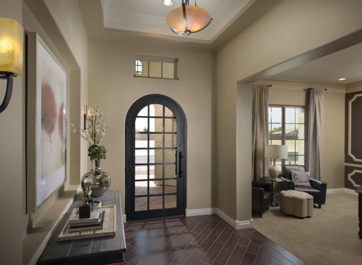 Model Home Foyer Pictures : Model homes in phoenix area house design ideas pinterest