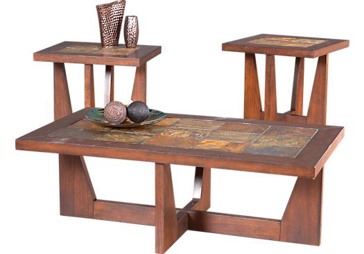 Best Shop For A Brad 3 Pc Table Set At Rooms To Go Find Table 400 x 300