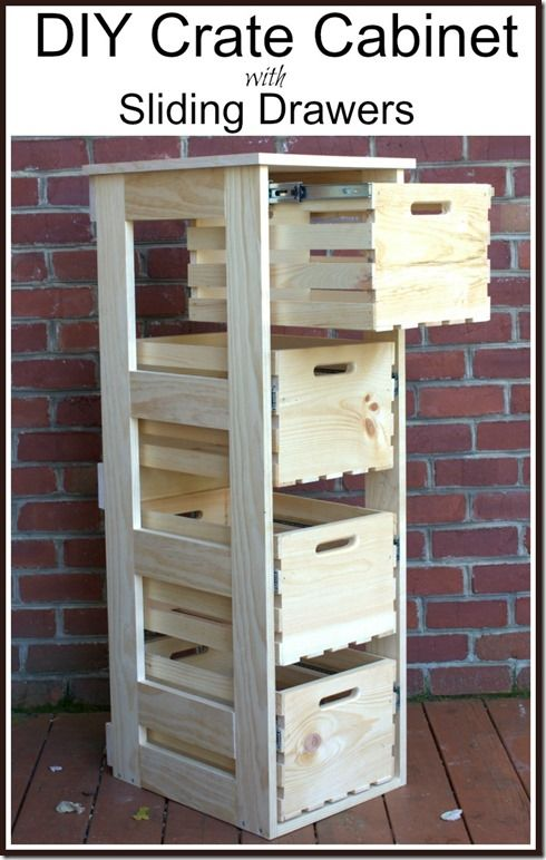 Best 25 Small wooden crates ideas on