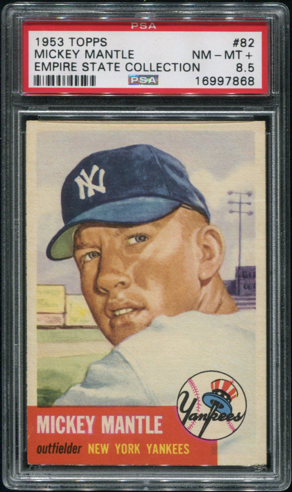 Learn More About Investing In Original Mickey Mantle