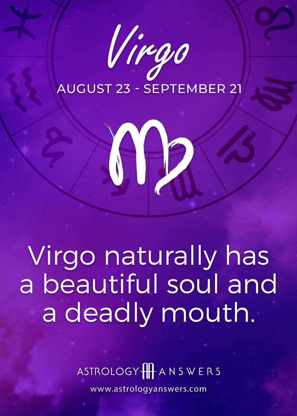 Virgo daily horoscope 2021