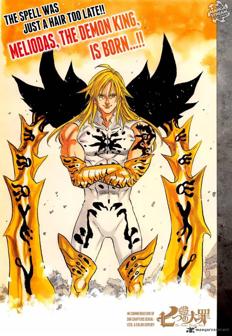 Nanatsu no Taizai 300 Page 1 Seven deadly sins anime