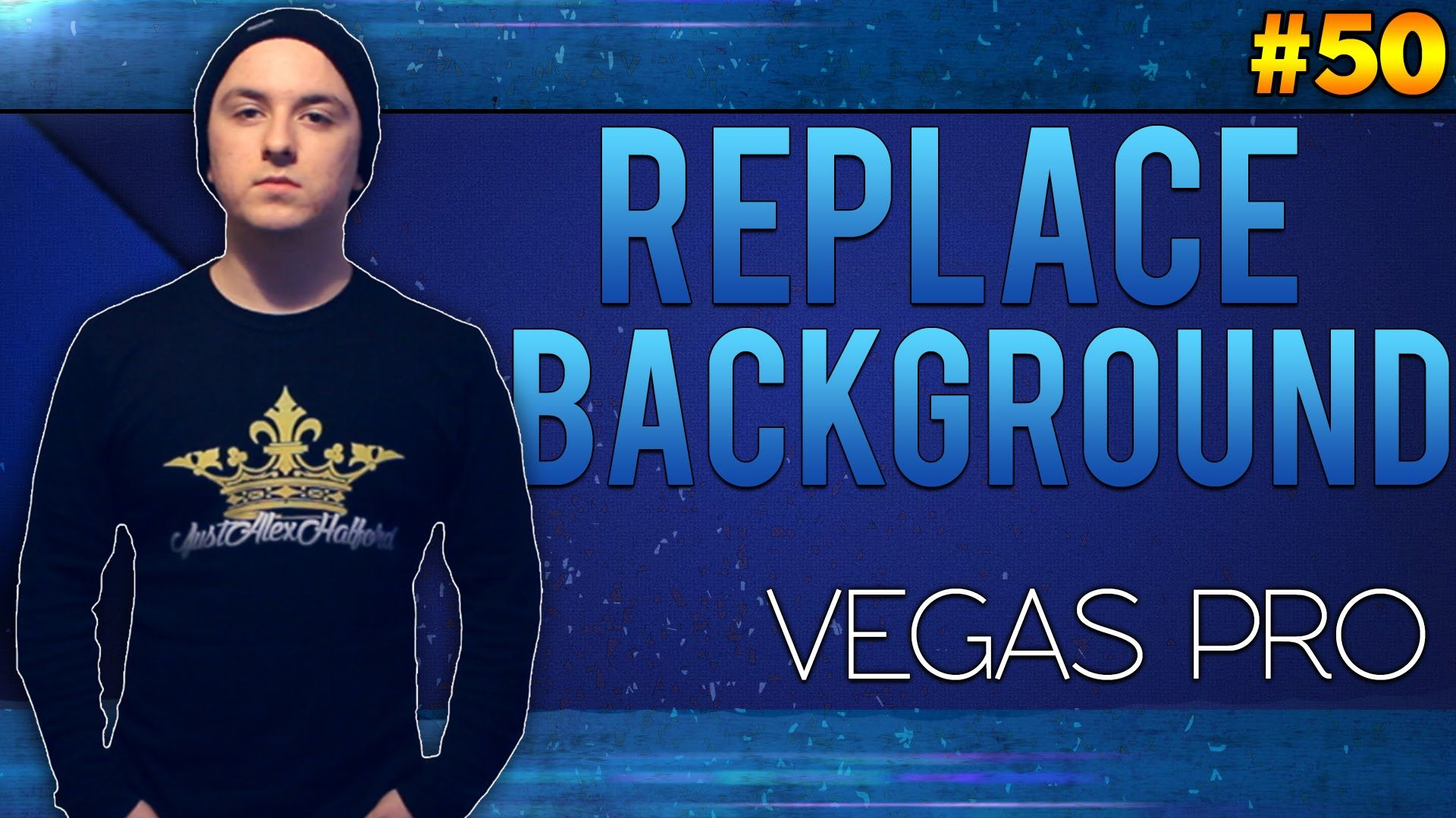 Sony Vegas Pro 13 How To Remove The Background And