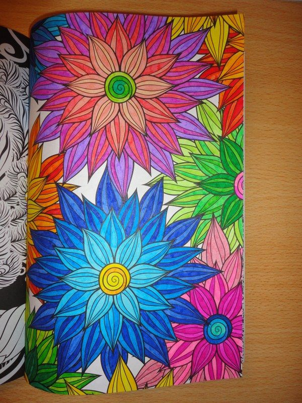 Kleurplaten Voor Volwassenen Mijn Geheime Tuin.Kleurplaat Mijn Geheime Tuin Google Zoeken Vb Kleuren Voor