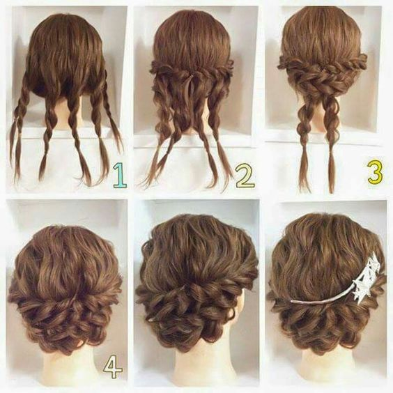 19 Semi Formal And Homecoming Updos You Will Want To Copy Hair Styles Long Hair Styles Medium Hair Styles