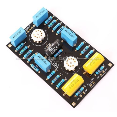 $13.45 (Buy here: https://alitems.com/g/1e8d114494ebda23ff8b16525dc3e8/?i=5&ulp=https%3A%2F%2Fwww.aliexpress.com%2Fitem%2FClassic-Circuit-Tube-Preamplifier-Preamp-Board-DIY-Kits-For-12AX7-21AU7-Tube%2F32741714395.html ) Classic Circuit Tube Preamplifier Preamp Board DIY Kits For 12AX7 / 21AU7 Tube for just $13.45