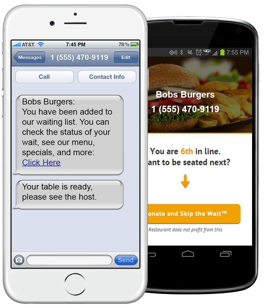 Smartline Is A Waitlist Management Tool That Allows