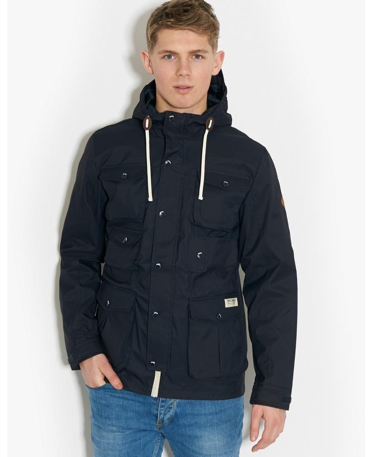 Jack jones originals evian parka jacket parka jacket