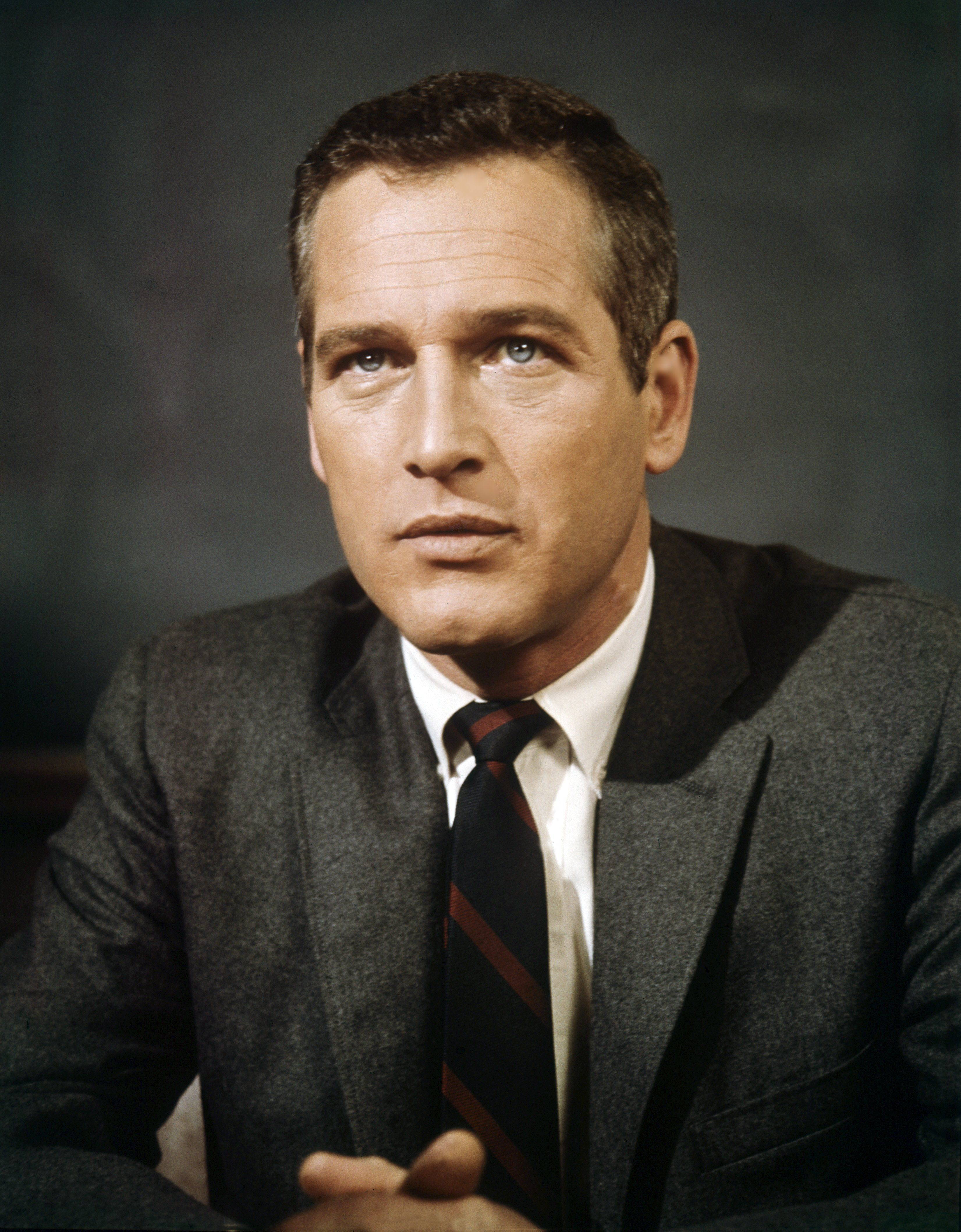 ACTOR POSTER Blue Eyes Paul Newman from Hud