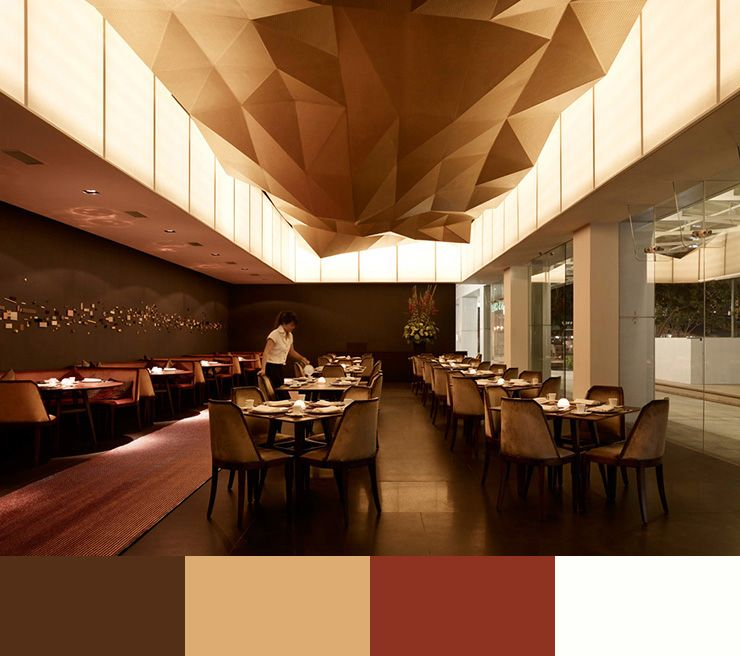 Genial 19 Most Hilarious Restaurant Interior Design Ideas Around The World | Interior  Design Color Schemes, Restaurant Interior Design And Design Color