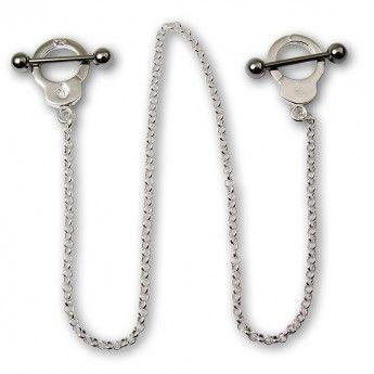chain nipple rings - Google Search