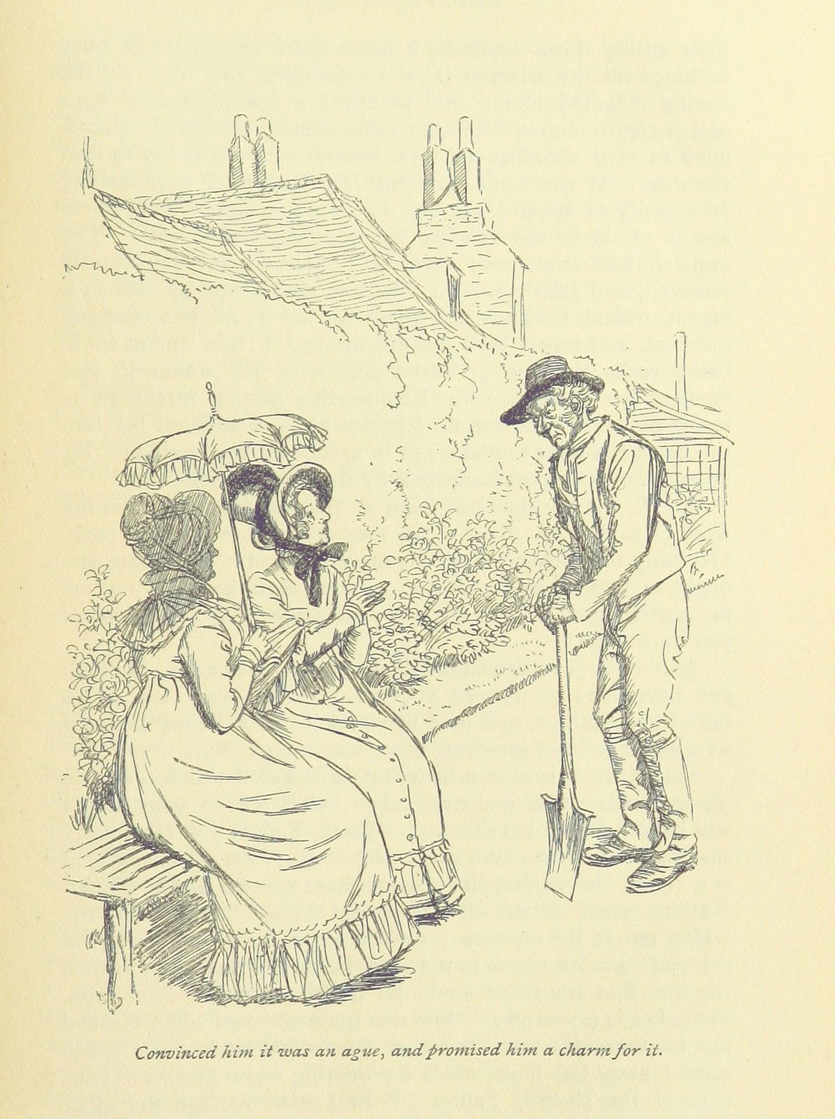 Image Taken From Page 119 Of Mansfield Park A Novel