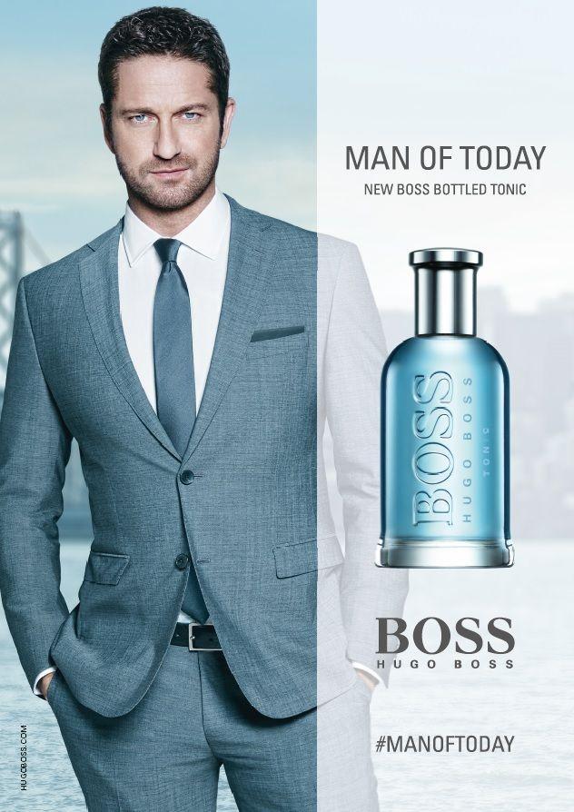 Hugo Boss Bottled Tonic - New Fragrance | Gerard butler, Hugo boss, Hugo  boss perfume