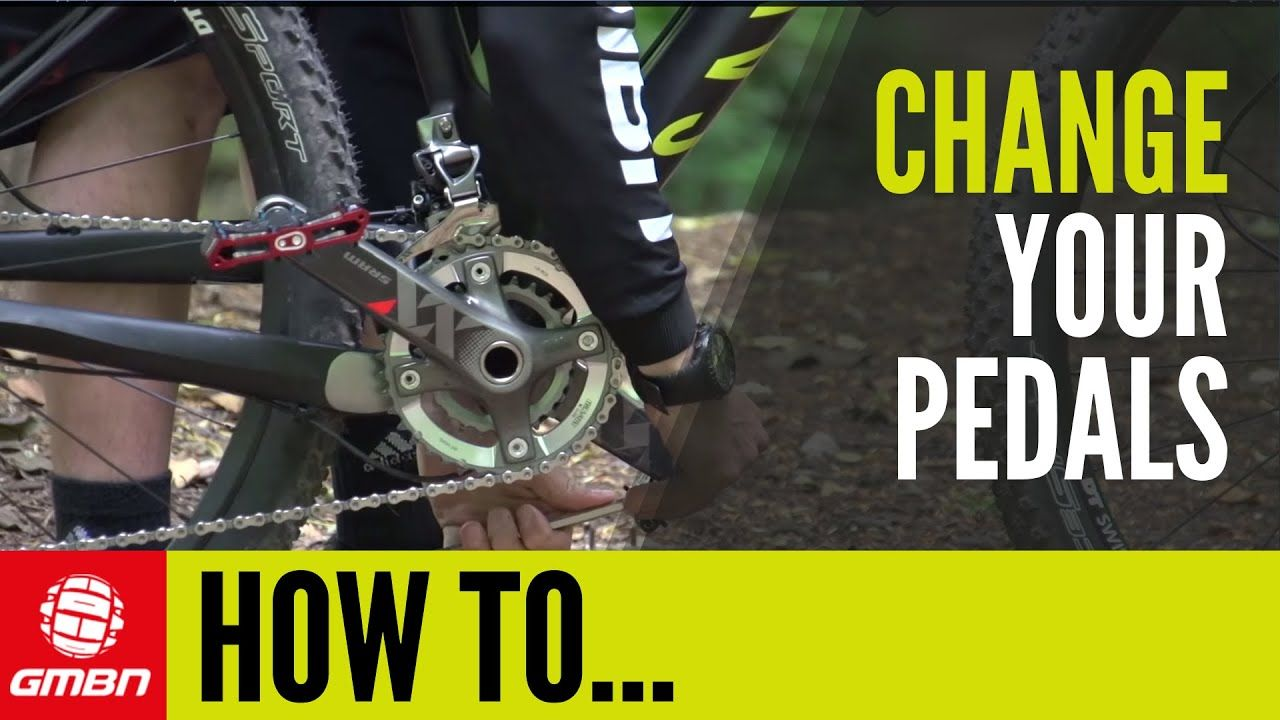 How To Change Pedals Remove And Replace Your Pedals Bike Pedals