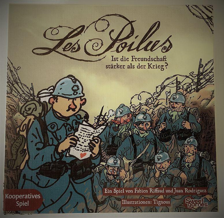 Les Poilus Impressionen Aus Dem Schtzngrmm Kriegerin Spielesammlung Lesen
