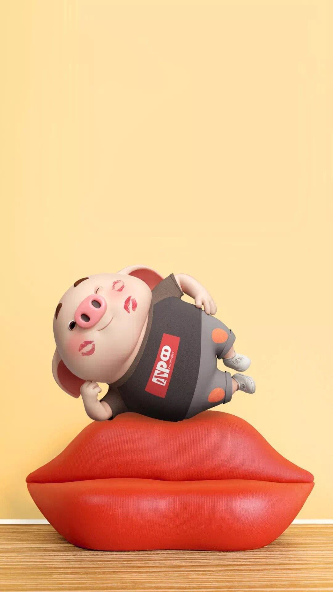 猪猪图LITTLE PIGGY