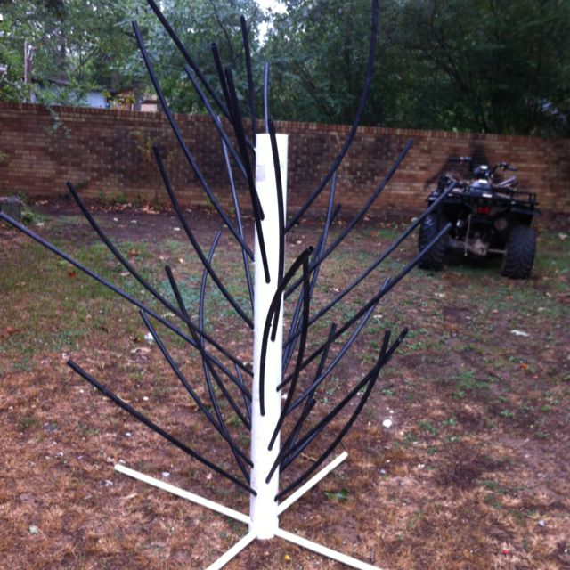 "Pvc Projects For The Outdoorsman: Fish Attractor All Plastic I Had All But The 4"" PVC In My"