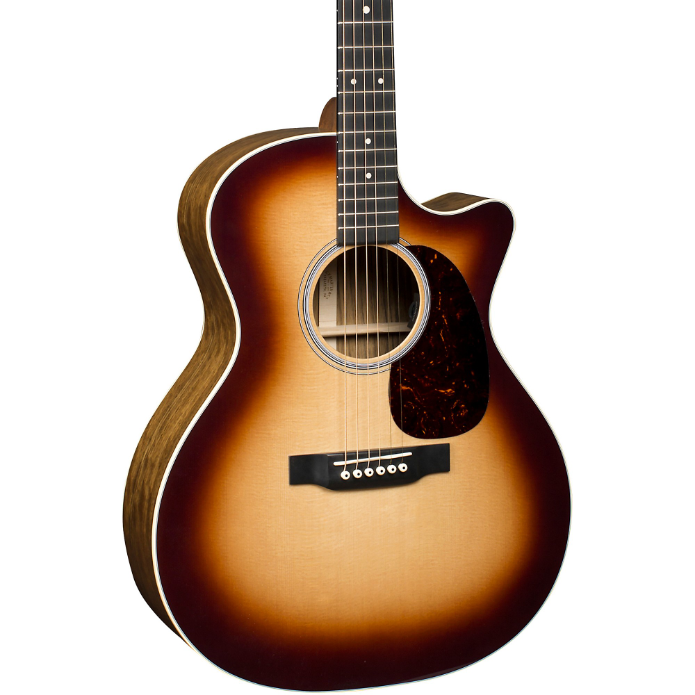 Martin Special Grand Performance Cutaway Performing Artist Style Ovangkol Acoustic Electric Guitar Sunburst G Acoustic Electric Guitar Acoustic Electric Guitar