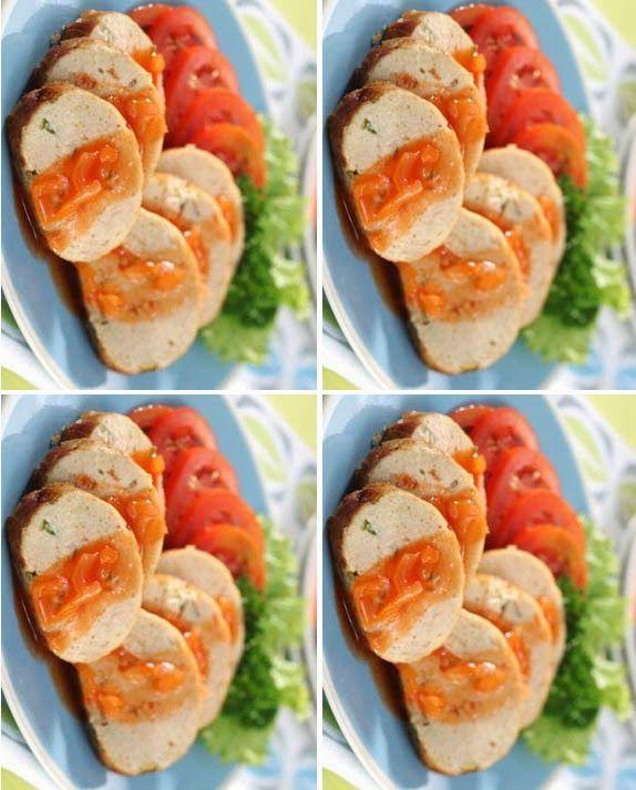 Galantin Adalah Salah Satu Resep Masakan Yang Terbuat Dari Campuran Daging Ayam Dan Roti Tawar Resep Masakan Khas Kota So Resep Makanan Resep Ayam Makan Malam