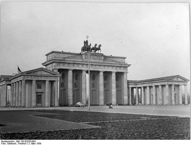 Brandenburger Tor Brandenburger Tor Bilder Tor