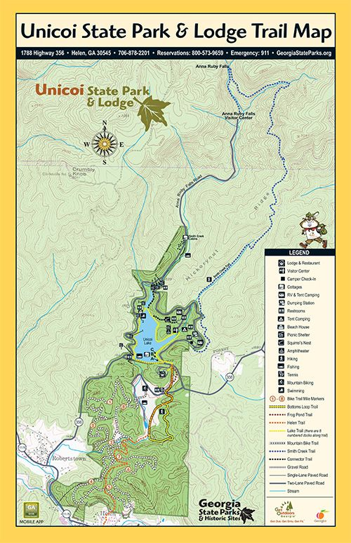 Go Camping At Unicoi State Park And Then Do Oktoberfest