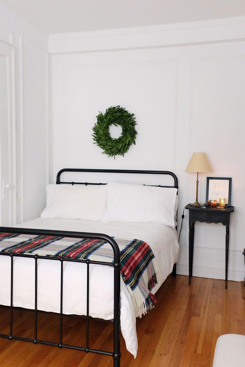 studio apartment | holiday decorating on a budget | studio ...