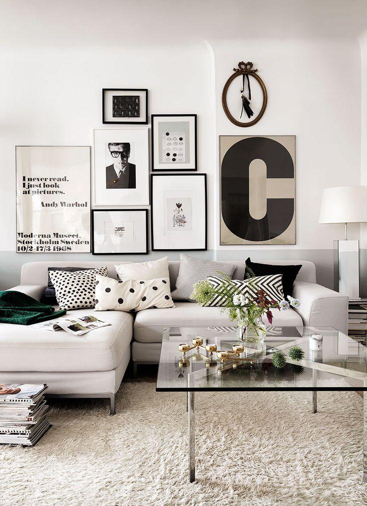 Super stylish home! <3