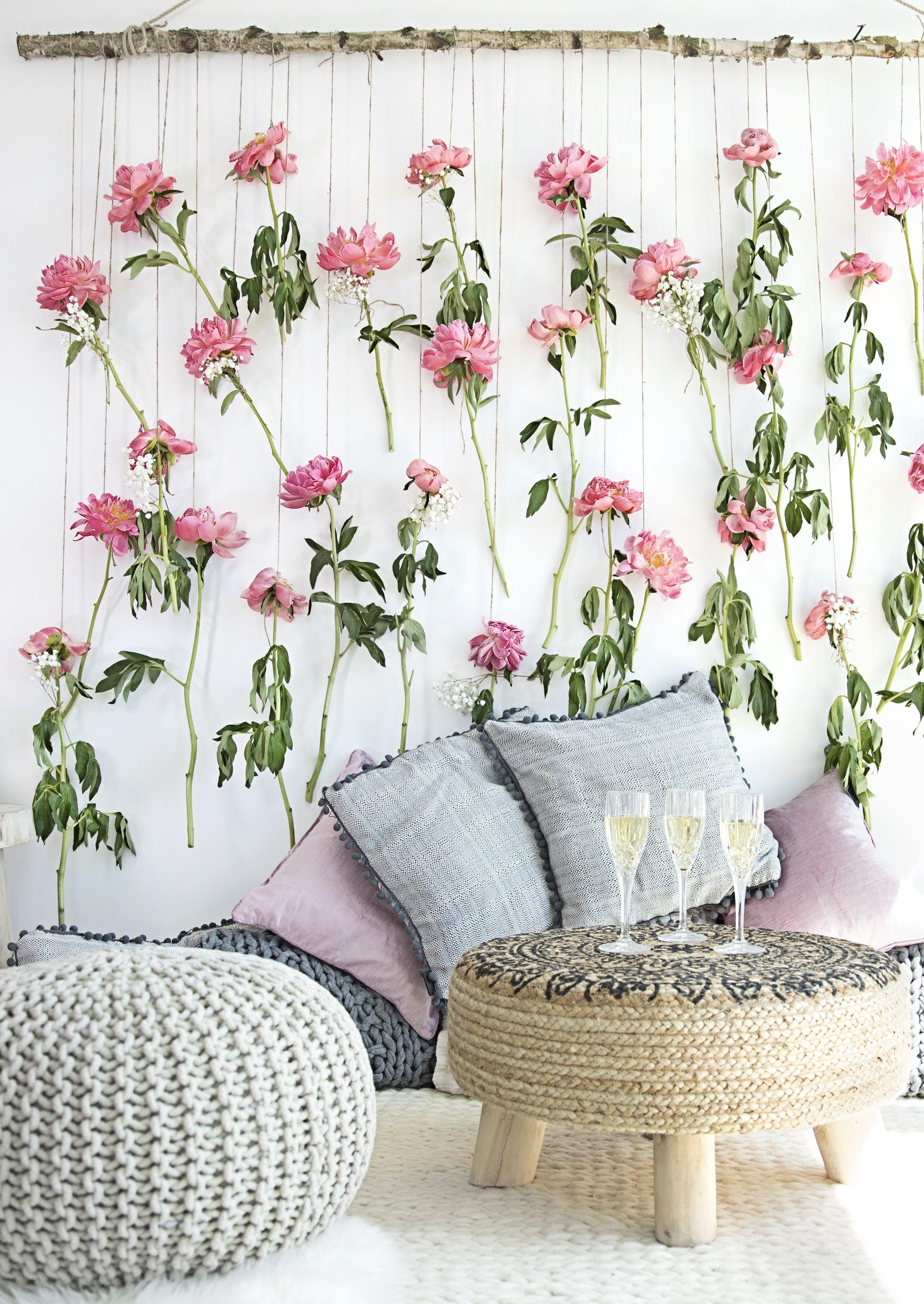 ein blickfang f r jede hochzeit der florale. Black Bedroom Furniture Sets. Home Design Ideas