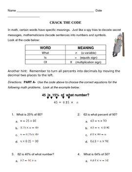 Cracking The Code Of Life Worksheet Answers   worksheet