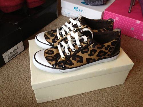 Leopard Print Coach Sneakers | Coach