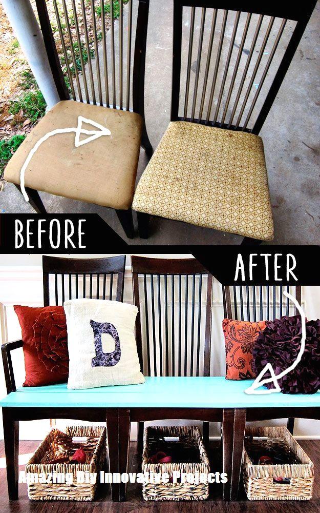 Amazing Diy Innovative Projects   Değiştirilmiş mobilyalar ...