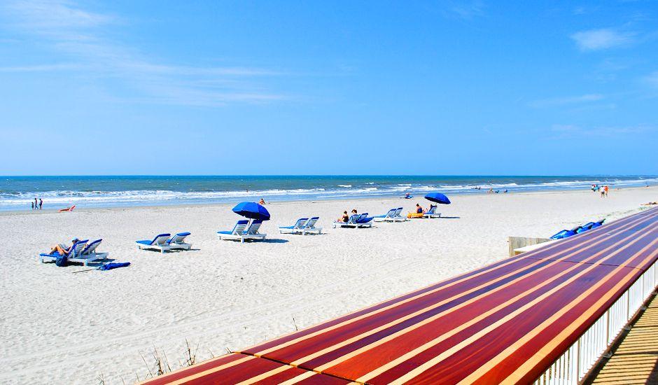 Tides Hotel Folly Beach Sandy Beaches Seaside Dining Coastal Charm