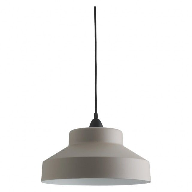 Rae grey metal ceiling light shade buy now at habitat uk more