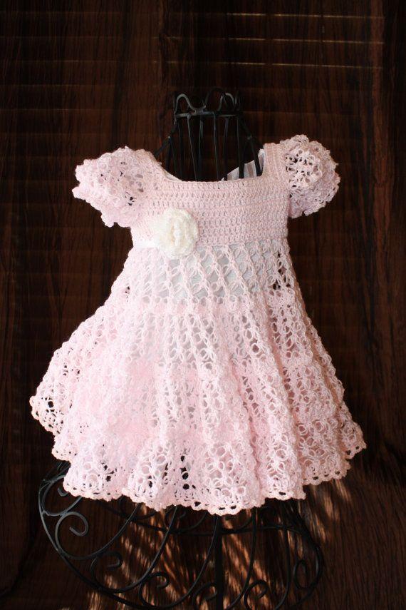 The Kate Crochet Sunny Sunday Dress by OopsieDaisyDesigns ...