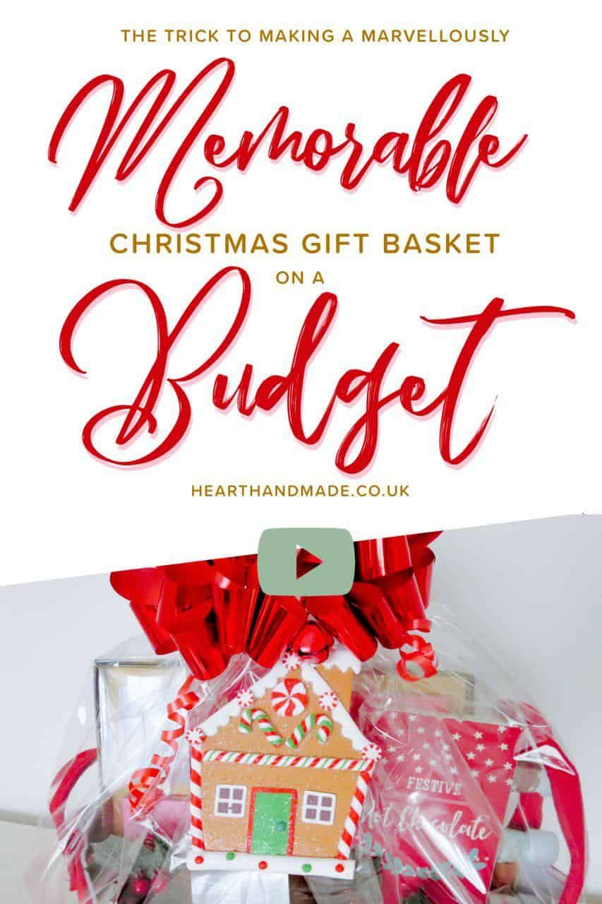 The Trick To Make A Gift Hamper Look Amazing And Under Budget Christmas Gift Hampers Cheap Christmas Diy Gift Hampers