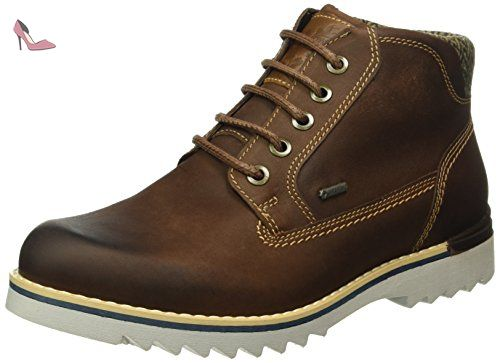 Scorpion, Baskets Basses Homme, Marron (82 Cavallo), 45 EUFretz Men