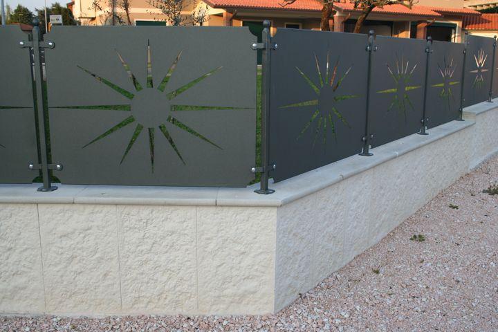 Muri Di Recinzione Modulari Prefabbricati Facili Da Installare