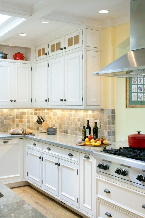 Pin By Nancy Walloch On Kitchens Decorating Ideas Yellow Kitchen