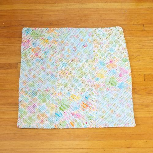 OLFA® | Chenille Baby Blanket | Sewing Patterns - Babies and Kids ...