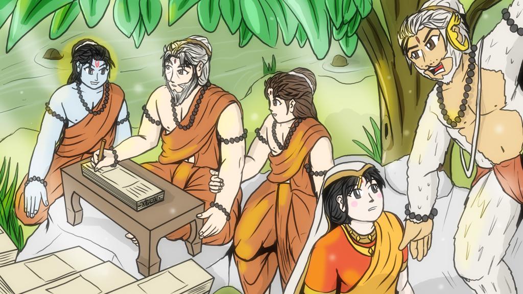 Valmiki - Rise of Ramayana by VachalenXEON.deviantart.com on @DeviantArt