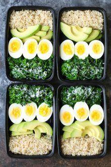 Verdammt lecker - Einfache Zutaten. Elegante Gerichte. #healthyfoodprep