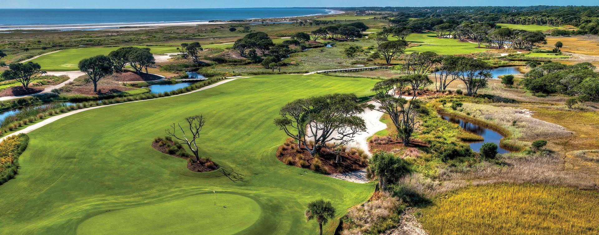 Kiawah Resort The Golf And Luxury Beach Near Charleston Sc