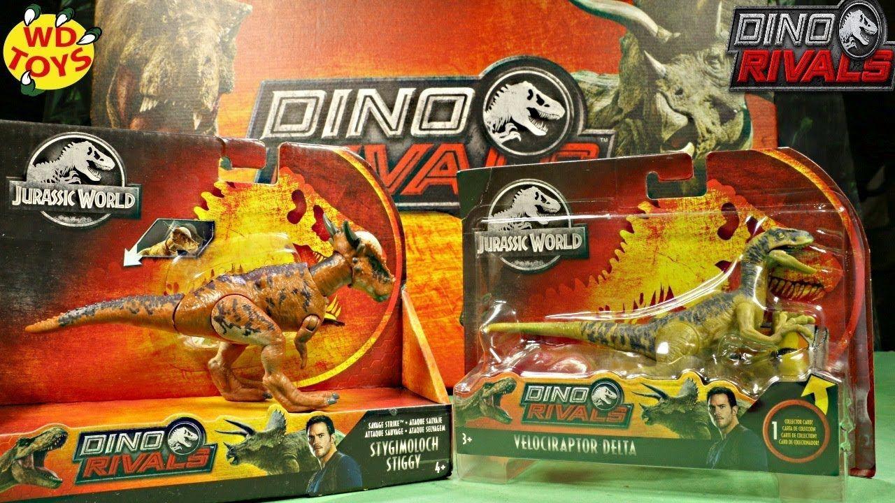 Jurassic World Hatch /'N Play Dinos New Sealed! Stygimoloch