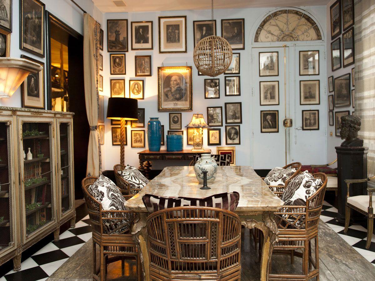 Lorenzo castillo via especiales de decasa tv green rooms beautiful interiors modern